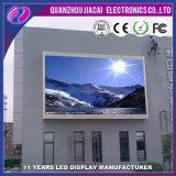 Pubblicità flessibile sottile esterna dell'automobile dello schermo di P3.91 SMD LED