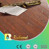 12.3 Assoalho estratificado resistente U-Grooved gravado AC4 da água de HDF