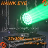 Rotation Big Bee Eye 22X30W LED Hawk Eye