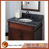 Parte superiore all'ingrosso di vanità del quarzo per la stanza da bagno