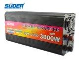 Suoer Gleichstrom 24V Sonnenenergie-Inverter zum Wechselstrom-220V 3000W mit Aufladeeinheit (HAD-3000D)
