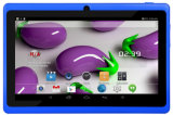 7 pouces Allwinner A33 Android 4.4 Quad Core Tablet PC