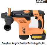 4ah Lithium Battery (NZ80)를 가진 Nenz Cordless Demolition Hammer Breaker