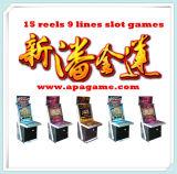 Posta di indennità di Jinlian della vaschetta di Igs di vendita calda nuova che gioca scommettendo la macchina del gioco della scanalatura