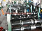 Rullo d'acciaio del vano per cavi della Manica del puntone che forma la macchina Qatar di produzione