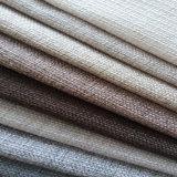 Polyester-Polsterung gefärbtes Haupttextilkissen gesponnenes Sofa-Gewebe