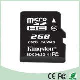 Cartão de memória do SD do cartão do TF da capacidade total (SD-02)