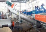 Línea de lavado de 500 kg / hora de alta calidad de la película del PE PP