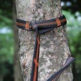 Porte les courroies campantes s'arrêtantes d'arbre d'hamac des courroies 2-Piece d'arbre d'hamac