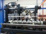 Máquina que sopla del tarro plástico automático lleno del animal doméstico
