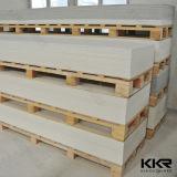 Superficie solida acrilica del controsoffitto di Kkr del Faux della resina materiale all'ingrosso della pietra (M161125)