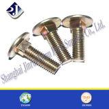 Hauptschraube des Schrauben-runde quadratische Stutzen-sperren Wagen-DIN603