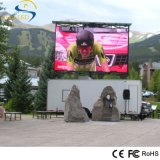 Outdoor Advertizing VideoのためのLED Panel Display Screen