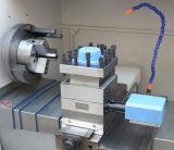 "Ck6140 10 "" 물림쇠 CNC 선반 기계"
