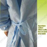 Terrapieno dell'abito chirurgico della LY Spunlace (LY-Riferimento: 00653)