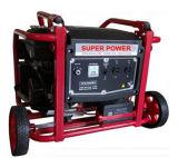 Generator des Wechselstrom-einphasig-beweglicher Benzin-Energien-Generator-2kVA