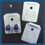 青いイヤリングのホールダー(CMG-096)