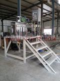 Viscosidade elevada baixa - misturador do vácuo da velocidade com aquecimento elétrico para a pintura, creme, dentífrico