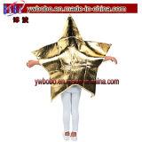 I punti il Babbo Natale di natale Costumes i costumi di carnevale della stella di bambino (CH8032)