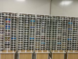 De nieuwe OEM van de Stijl Zwarte Zonnebril van de Manier van Oogglazen