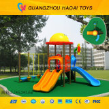 Buon Quality Small Outdoor Playground per il parco di divertimenti (HAT-008)