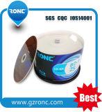 고품질 공백 파란 광선 디스크 Bd R 25GB/50GB 4X