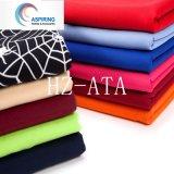 tessuto di 260G/M 100%Polyester 300dx300d Minimatt