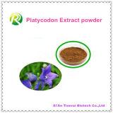 Pó natural do extrato da alta qualidade 100% Platycodon