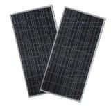 comitato solare policristallino nero approvato di 195W TUV/Ce/Mcs/IEC