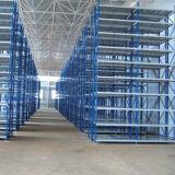 China-Fabrik-justierbare mittlere Aufgaben-Zahnstange
