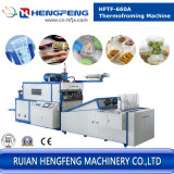 Plastic automatico Stacking Machine per Cup Container (HFLB-150)