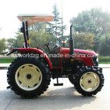 China Made 4WD ou 2WD Tratora 70HP
