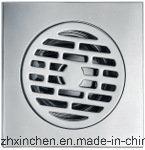 Drain d'étage en laiton de qualité (Xc-002)