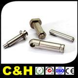 Подвергать механической обработке точности CNC пластмассы алюминиевой нержавеющей стали OEM латунный