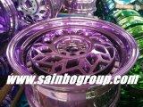 17 인치 알루미늄은 수리용 부품시장 차 합금 바퀴 변죽을 선회한다