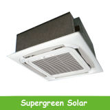Condizionatore d'aria solare tipo a cassetta a basso rumore di disegno compatto