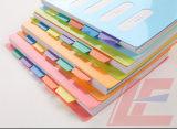 Klassenzimmer-Notizbuch-freie Schule-Zubehör-Proben