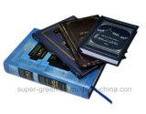 Servicio de impresión modificado para requisitos particulares del libro de la mesa de centro del papel de Kraft