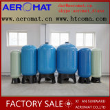 713-6386 tanque de pressão azul do pré-tratamento da água da cor FRP