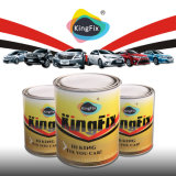 Kingfix marca Eco-Friendly 2k claro capa para la industria del automóvil