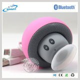 버섯 작풍 휴대용 이동할 수 있는 소형 Bluetooth 스피커