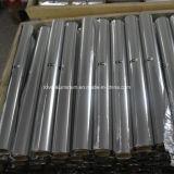 Couteau de plastique de roulis de papier d'aluminium