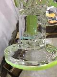 De lange Rechte Gele Waterpijpen van de Waterpijpen van de pijpen van het Glas van de pijp van de Buis