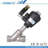 (Пластичный) угловой вентиль серии Yjzf