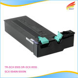 Cartucho de toner compatible de la calidad original Samsung Tr-Scx 6555 Dr-Scx6555