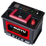 батарея автомобиля 12V DIN62 Mainterance свободно свинцовокислотная