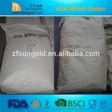 Ingredienti superiori di Fuctional&Nutritional del glutine di frumento 2016 vitali migliori in Cina