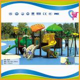 Equipo al aire libre barato del patio del estándar europeo para los niños (A-6702)