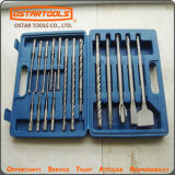 Drill Set 17pcs SDS Plus Martillo (40705014)