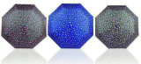 Зонтики цветастой створки МНОГОТОЧИЯ 3 Windproof автоматические (YS-3FA22083962R)